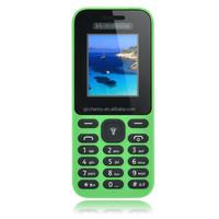 Original H-Mobile 215 1.77-inch Color Screen Cell Phone Slim Bar Dual SIM Card Mobile Phone