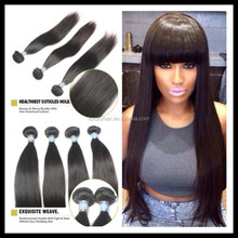 7 Days Free Rechange Brazilian Straight Human Hair International Hair Company