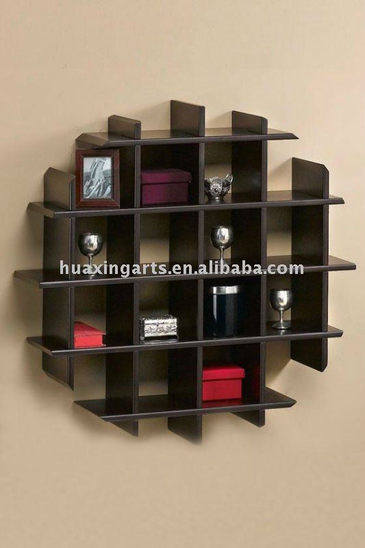 d corer mini bois tag re murale design porteurs tag res de rangement id du produit 475930632. Black Bedroom Furniture Sets. Home Design Ideas