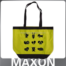good product with long handle 600d oxford polyester fabric shopping bag,oxford bag