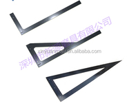 different types glass cutting ruler for glass factory