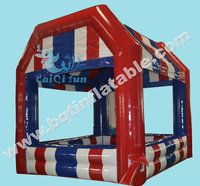 Durable cheap price inflatable canopy tent with good quality for kids