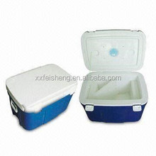 44L Large Vaccine Box with CFC-free PU Insulation, Measures 670 x 460 x 440mm