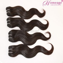 homeage malaysian hair weave sweet lady hair cheap good quality weave