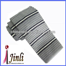 Striped knitted 2012 fashion ties