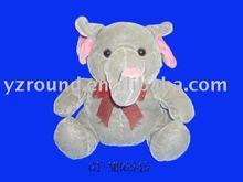 cion purse stock plush fuzzy baby elephant toy