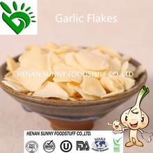 2015 New Crop Dry Garlic Products (garlic flakes)
