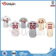 St. Louis Cardinals Customized Personalized MLB Baseball Jersey