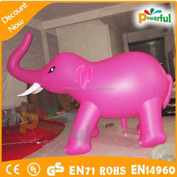 cheap price led balloon,inflatable Elephant, inflatable flying cartoon