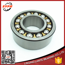 Free sample unique gear ring self-aligning ball bearing 1205K