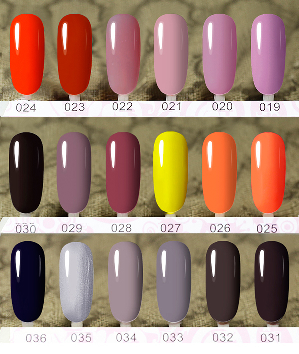 Professional Cheap One Step Color Uv Gel Nail Polish 15ml Soak Off ...