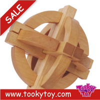 2014 Models Toys for Kids 3D Wooden Block Puzzle