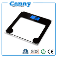 Canny item# CB502 Electronic Weighing Scale Digital Bathroom scale 180kg high precison d=100g Persoanl weighing scale
