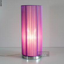 Modern glass with CE UL for Art Gallery lamp shades for table lamps