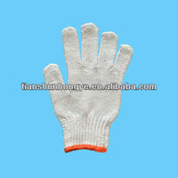 Safety Hot Selling Hand Working Cotton Gloves