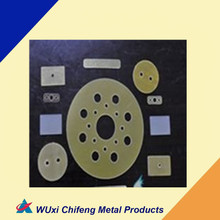 Yellow Epoxy Glass Eletrical Part For Dry Type Transformer
