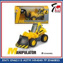 giocattolo divertente rc rc raschietto wirh 6 funzioni camion rc
