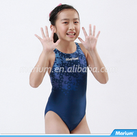Chinese Sexy Girl Child One Piece Bathing Suits Swimming Suit