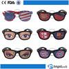2015 Party Sunglasses For promotion Sticker Sunglasses Logo Sticker Pinhole Lens Custom Sunglasses