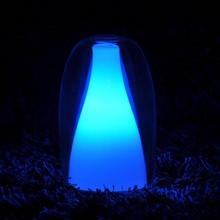 Ritz-Carlton glass table lamp 12 V 1.5 W LED table lamps battery powered
