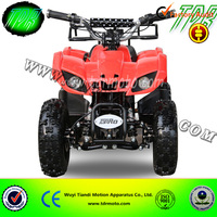 Electric Mini ATV Mini Quad 500W 36V for 6-14 kids&teenagers, best quality electric ATV electric quad bike for sale