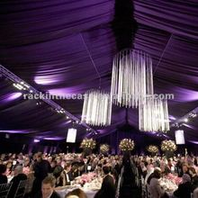 RK curtains and draperies for events backdrop