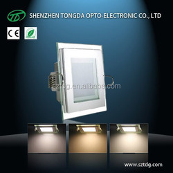 Factory sales! modern led commercial ceiling lights 6w-18w /ultra thin led ceiling light with samsung 5630 chip (TongDa)