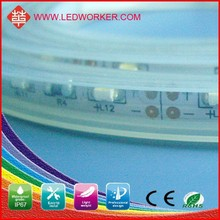 Heatproof portable china wholesale STRIP LIGHT DC12v smd 335 60leds/m 6-7LM/pcs aluminum led strip light