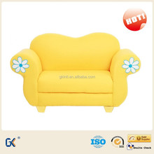 Double seat colorful child sofa, mini sofa chair