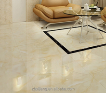 Floor Tile cheap price marble look polished glazed Tiles made in China