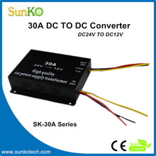High Quality step down voltage regulator 30a Hot sale push pull dc dc converter Many types of power supplies CE Compliant SunKo