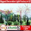 Best decoration garden decorative tree light china supplier waterproof garden decorative tree light