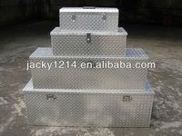 Aluminium Storage Box with pattern