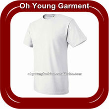 Wholesale Cheap cotton/polyester blank Crew Neck short sleeve Election t shirt/Event Mading in China