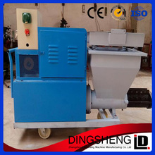 Factory direct prices plaster wall putty spray machine with low price/cement mortar spray machine