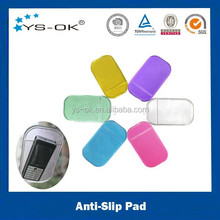 2015 hot selling sticky silicone rubber anti-slip pad