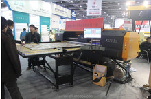 1.8m Flatted bed LED UV Printer,flatbed printer &roll to roll printing