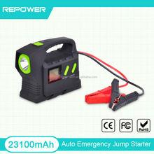 Repower multi-function 24 volt auto jump starter kit