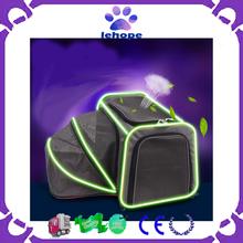 2015 fashion travel dog/pet trolley bag carrier
