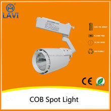With CE ROHS CCC approved top level 2700lm 30W led light track spot light