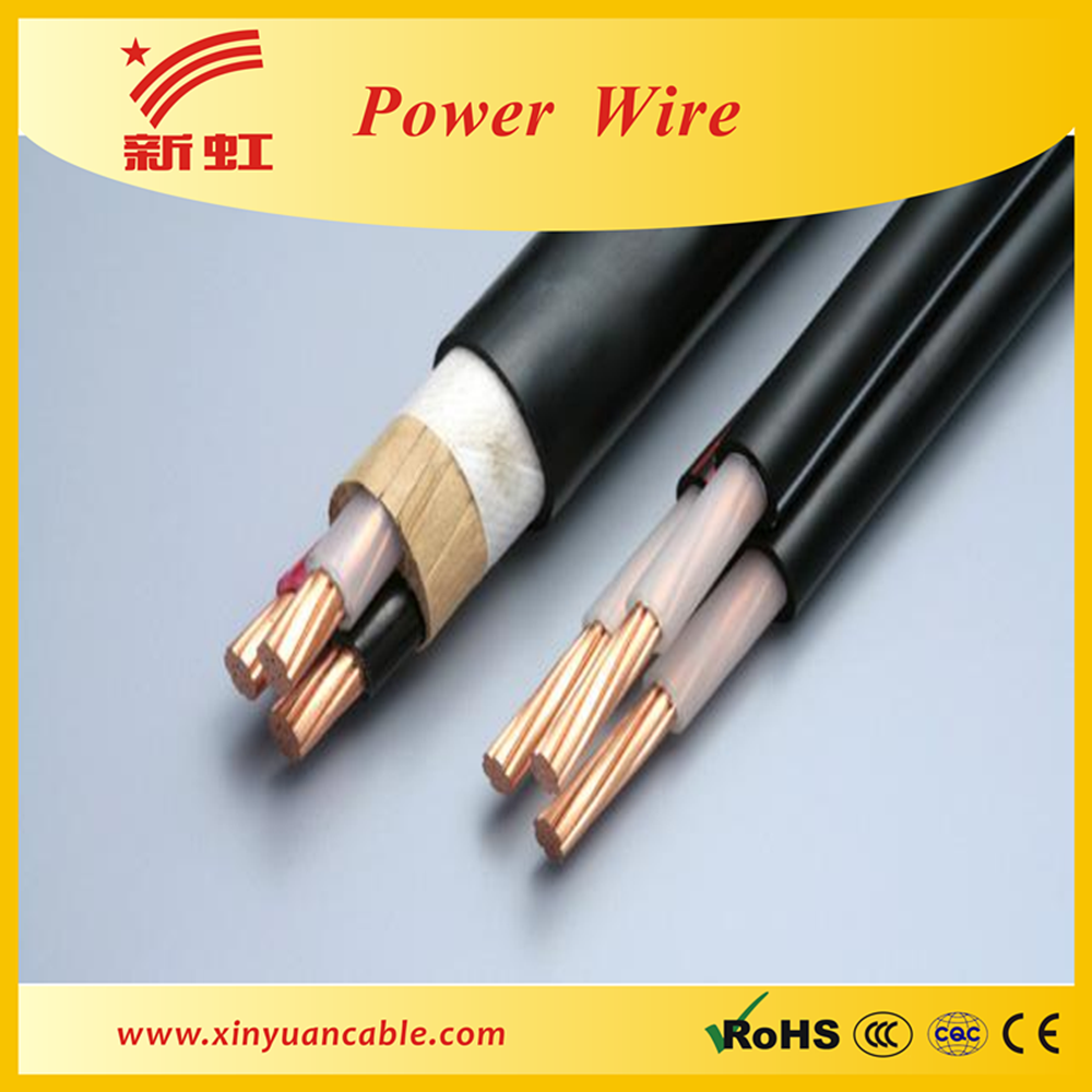 Armoured Cable Specification : Xlpe insulated underground armoured power cables