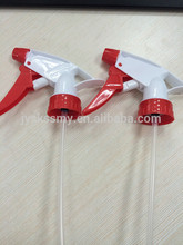 Red and white Plastic trigger sprayer/water trigger sprayer