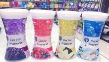 franck crystal beads 200g gel air fresheners/car air freshener/home air freshener