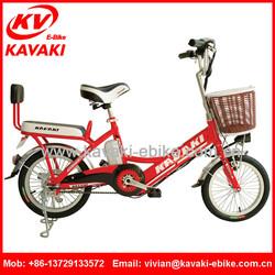 Guangzhou KAKAKI Long Performance Life 36V250W Electrical Bicycle Sport Bike City Bike
