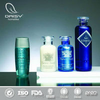 hotel shampoo/Cosmetic Packaging Color Pet Bottle Hotel Travel Empty Bottle