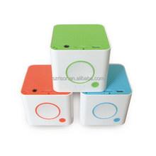 Innovative new design active fm radio speaker with usb port
