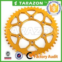 Light Weight High Strength Motorcycle Chain Sprocket for Suzuki