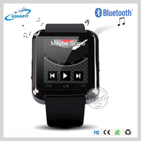 MTK6260 Bluetooth Watch For Android Smart Watch U8L with Anti Lost Pedometer Altimeter