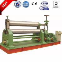 W11 12x2500 automatic iron rolling bending machine
