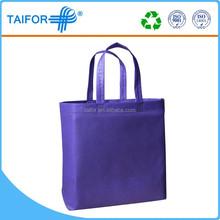 The new fashion shopping bag reusable with logo